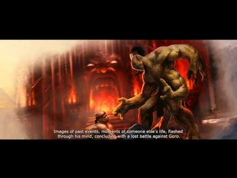 Mortal Kombat: Komplete Edition (PS3) Endings [Part 1]