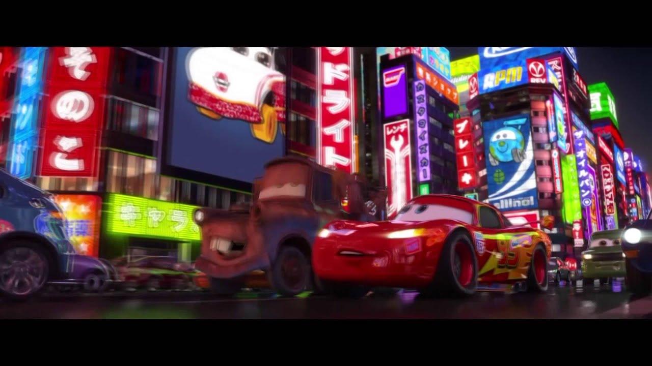 Cars 2. Kid's dubbing trailer