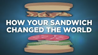 The Carbon Footprint Of ... One Sandwich | NPR's SKUNK BEAR