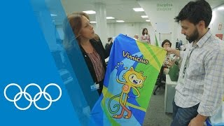 Creating The Rio 2016 Mascot & Logo | Olympic Design