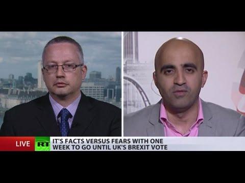 Brexit vs. Bremain battle of the Thames: M. Shafiq vs. R. Wellings