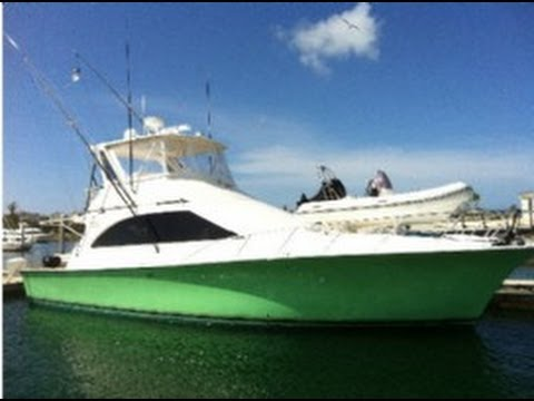 [UNAVAILABLE] Used 1996 Ocean 48 Super Sport Convertible in Key Biscayne, Florida