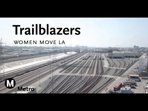 Women Move L.A. presented by Metro's Women and Girls Governing Council (WGGC)