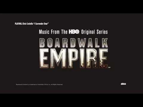 Elvis Costello - I Surrender Dear - Boardwalk Empire Vol. 3 Soundtrack