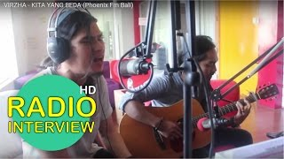Video VIRZHA - KITA YANG BEDA  (Phoenix Fm Bali) download MP3, 3GP, MP4, WEBM, AVI, FLV September 2018