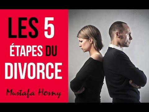 """32 - Les 5 étapes du divorce : """"Une parole"""" Mustafa Hosny"""