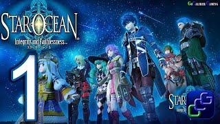 Star Ocean Integrity and Faithlessness PS4 Walkthrough - Gameplay Part 1 (English)
