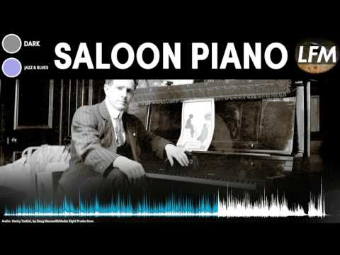 SALOON Piano Background Instrumental | Royalty Free Music