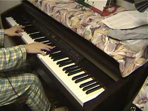 君が望む永遠 [Kimi Ga Nozomu Eien] By Electric Piano