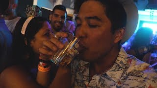 Скачать 240 NEW YEARS EVE IN CANCUN Mexico Travel Vlog