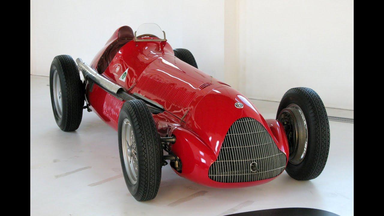 100 Vintage Alfa Romeo Race Cars Antonio Ascari
