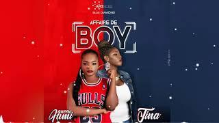 Tina x Queen Fumi- Affaire de boy (Lyrics Video)