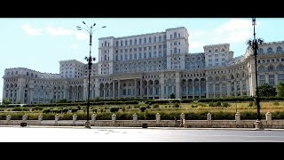 Zoom Romania: Palatul Parlamentului zis si Casa Poporului