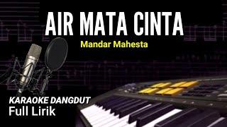 Download Lagu Dangdut Karaoke Air Mata Cinta