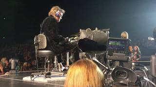 Def Leppard Drum Cam - Have You Ever Needed Someone So Bad - Acoustic - Las Vegas 2019