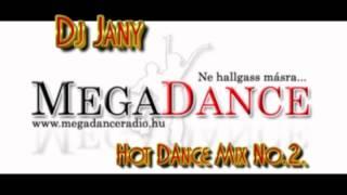 Dj Jany - Hot Dance Mix No.2. (2012)