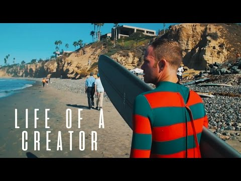 Shane Jones - The Art of Wetsuit Design | EP.1 Life of a Creator