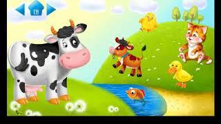Изучаем животных - Мамы и детеныши!