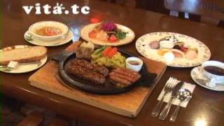 TVでも度々紹介されるビーフ100%の手ごねハンバーグ【シャーロックホー...