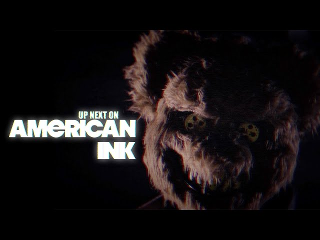 American Ink - Up Next On... (Official Music Video)