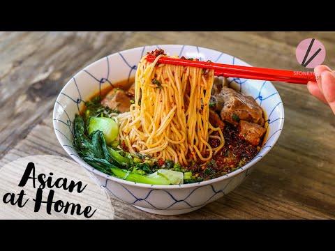 The BEST Pork Rib Noodle Soup