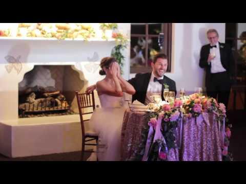 Surprise Wedding Rap & Flash Mob Dance