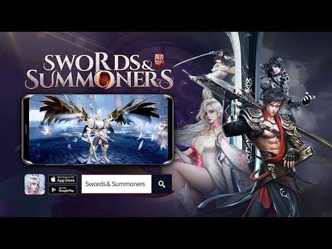 Swords & Summoners - Game Mobile Nhập Vai 3D Đồ Họa Đỉnh Cao PK Hấp Dẫn