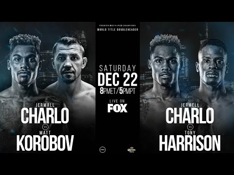 Charlo Twins Do Big Rating on Premier Boxing Champions on Fox!!!