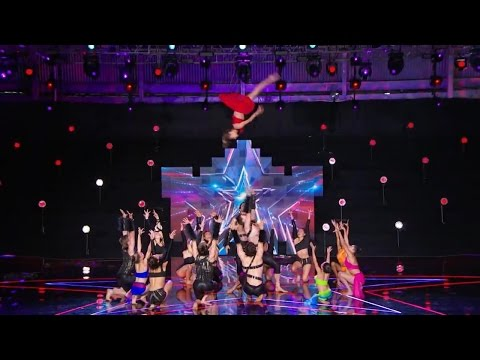 America's Got Talent S09E09 Judgment Week Acrobatic Acts AcroArmy