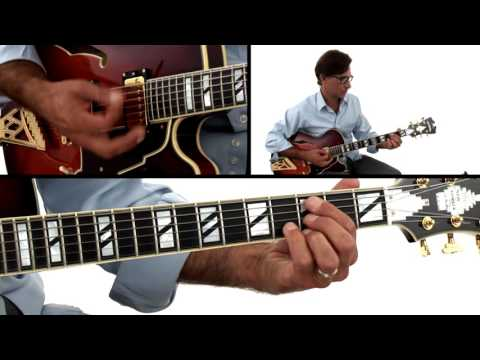 Blue Nova Playalong - Jazz Guitar Fakebook: Rhythm