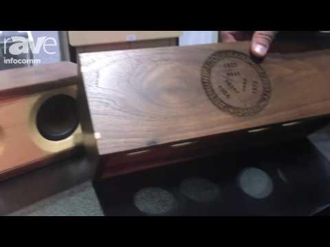 InfoComm 2017: American Technical Furniture Shows Executive Bluetooth Speaker
