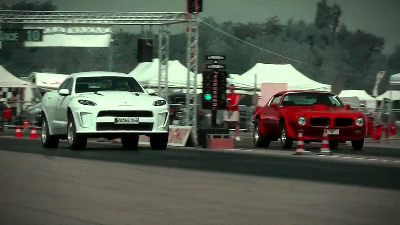 Auto&Fuoristrada Crazy Test Fornasari 99 Quattroporte