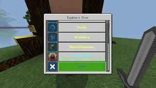 Playing cube craft egg wars duos in mcpe
