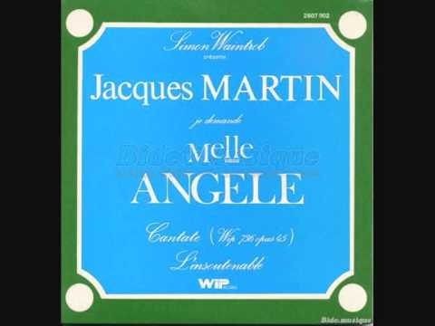 8aa90f6da1219 JACQUES MARTIN...Melle angelle ( 1976 ) - YouTube
