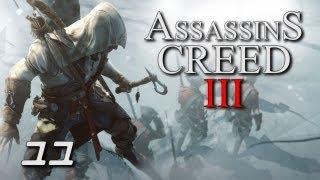 Assassins Creed III - (11#) - Płyniemy z wiatrem [Lets Play] thumbnail