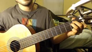 Diego Verdaguer - Voy a Conquistarte - tutorial - como tocar - guitarra