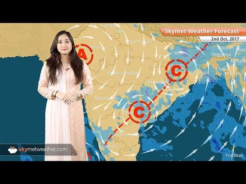 Weather Forecast for Oct 2: Dry weather to prevail over Delhi, Pune, UP; Rain in Telangana, Kerala