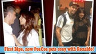 Priyanka Chopra parties with Cristiano Ronaldo!