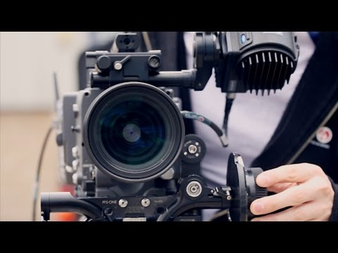 How Do $50k Movie Camera Lenses Work?
