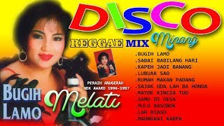 Top Hits -  Melati Disco Reggae Mix Minang Peraih