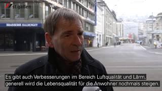 Verkehrsbetriebe St.Gallen testen Batterie-Trolleybus