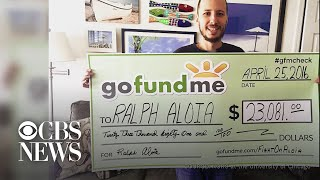 Americans rely on crowdfunding to pay medical bills