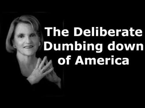 "Charlotte Iserbyt, ""Dumbing Down of Amerika"""