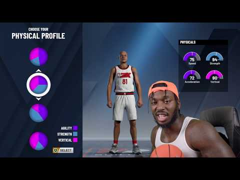NBA 2k20 REVIEW!! HOW TO BUILD  OP MYPLAYER