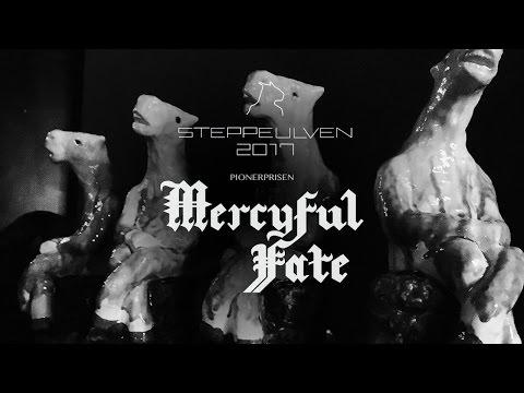 MERCYFUL FATE - Steppeulven 2017 (Pionerprisen)