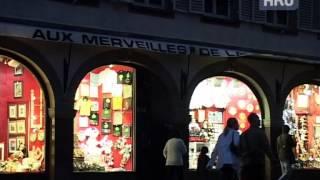 Города Европы: Ночной Страсбург(Страсбург - когда-то символ вражды и примирения Германии и Франции, а теперь неофициальная столица Европы...., 2014-09-12T17:29:27.000Z)