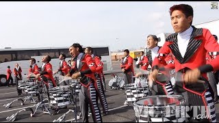 WGI 2014: Pulse Percussion - In The Lot