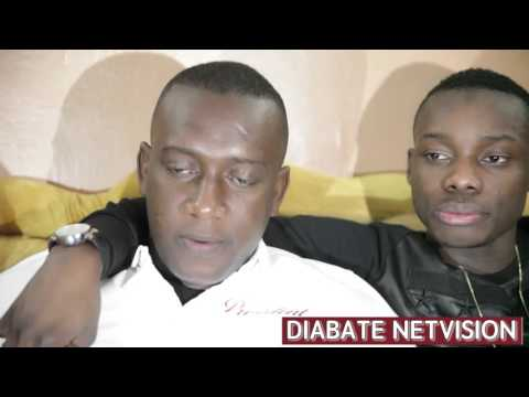 Accueil Sidiki Diabaté à Bamako 2015
