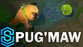 Download lagu Pug Maw Skin Spotlight League of Legends MP3