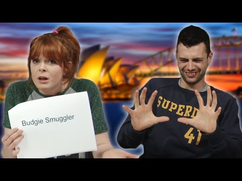 Irish People Translate Australian Slang